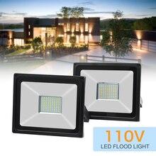 Projecteur étanche Ip65 LED 50W AC 110V 120V projecteur extérieur éclairage de jardin LED réflecteur
