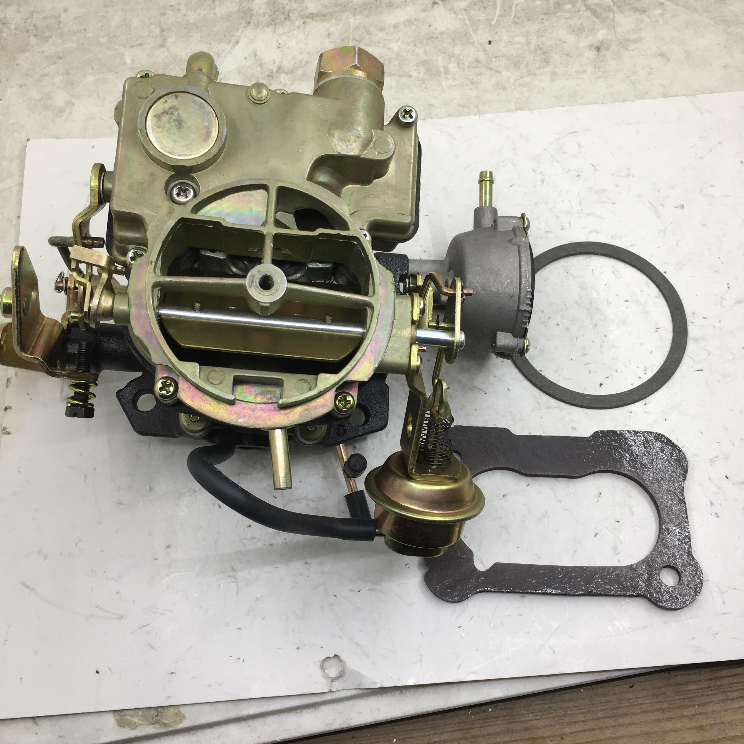 شاربيرغ carb carburettor carburador للمكربن البحري 4 اسطوانة 2 برميل روتشستر MERCARB استبدال 3.0L 807504