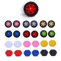 new creativity thumb stick grip cap for playstation5 ps5ps4xboxone 360 series xs controller accesorios thumbstick grip caps