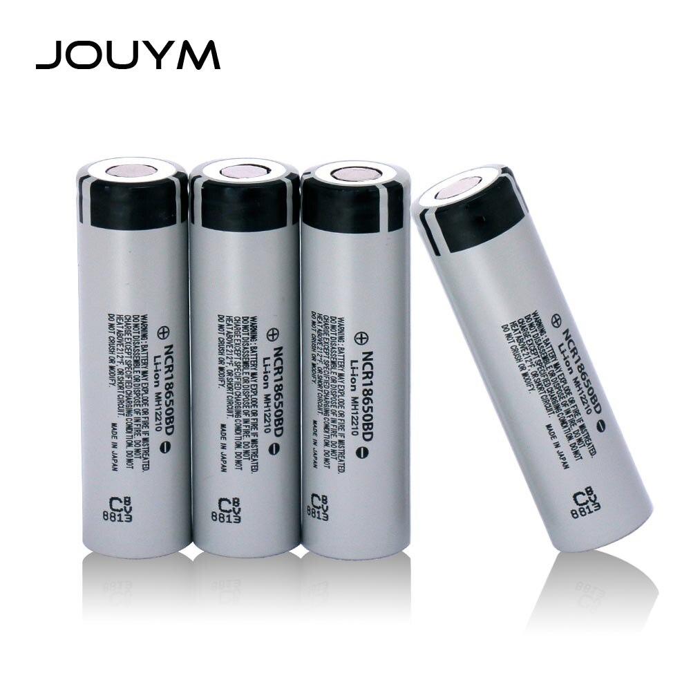 18650 batería NCR18650BD 3,7 V 3200mah Li-ion recargable de 10A de alta descarga de corriente de las células