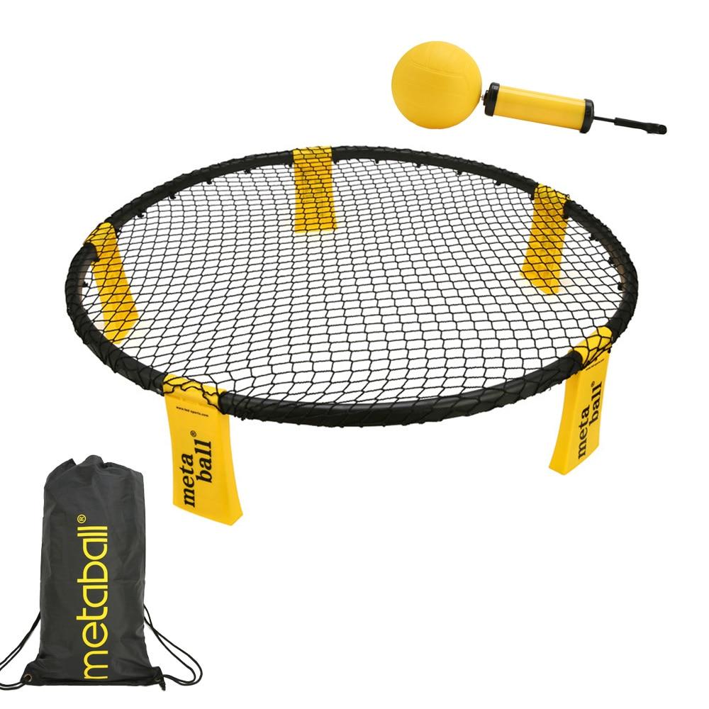 Мини-оборудование для пляжного волейбола
