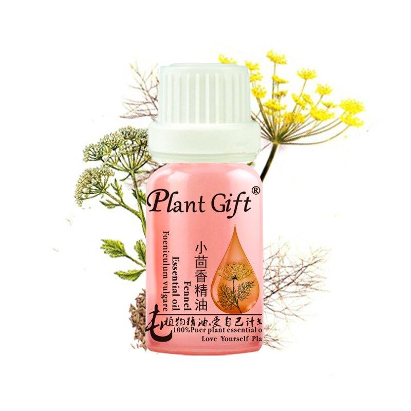 Aceites esenciales Unido! Compras libres de Vegetales Puros 100% Aceite De Hinojo 10 ml Mejorar La Laxitud de La Piel Apriete La Piel Cuidado de La Piel Ayuda A La Digestión