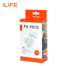 ILIFE V55 Pro V5s Pro V3s Pro 10Pcs Filter Pack Spare Parts Replacement Kit PX-F010