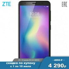 Handys ZTE BladeA5 smartphone smartphones reine android geräumig leistungsstarke batterie BladeA5 1440x72 0 1,6 GHz 8 Core 2GB RAM 16GB 13Mpix 8Mpix 2 Sim 2G 3G LTE 2600mAh