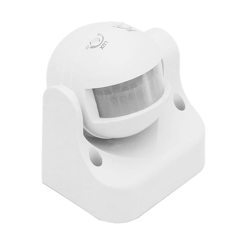 180 Degree Sensor Switch Spherical Outdoor Rainproof Dustproof PIR Corridor Sensor Infrared Human Body Sensor Switch Smart Home