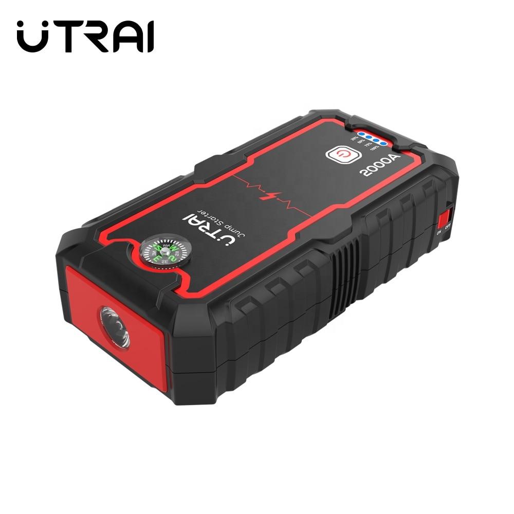 UTRAI Jstar one Power Bank 22000mAh Lithiumion Battery Car Booster Starting Device Car Jump Starter