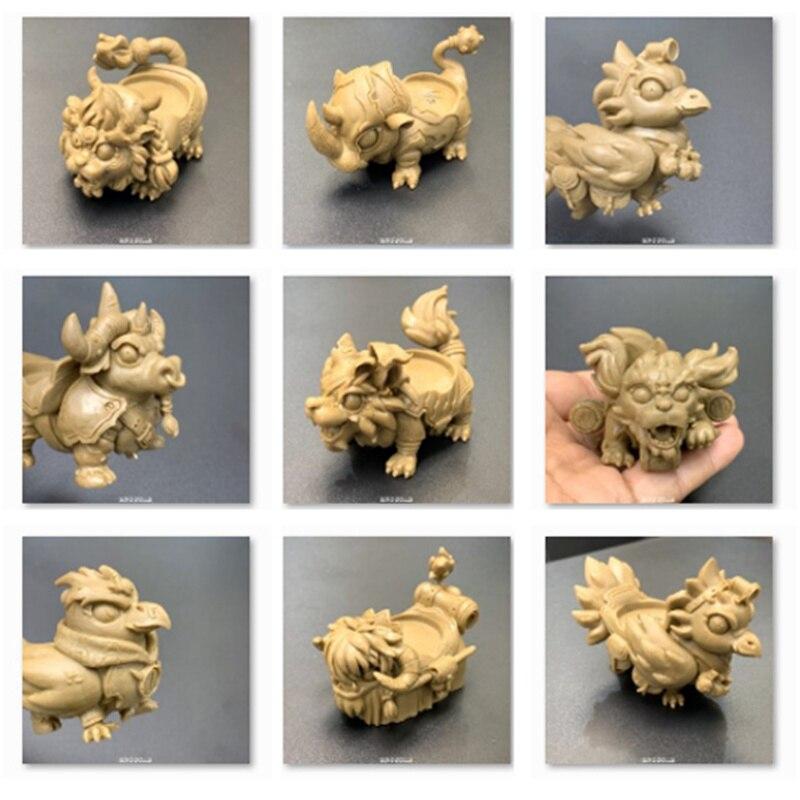 Figura de juego para Arcadia Quest Riders miniaturas animales modelo tablero figuras para juego Juguetes