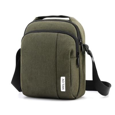 new Mens Fashion Travel Cool Canvas Bag Men Messenger Crossbody Bags Bolsa Feminina Shoulder Bags Pack School Bags for Teenager