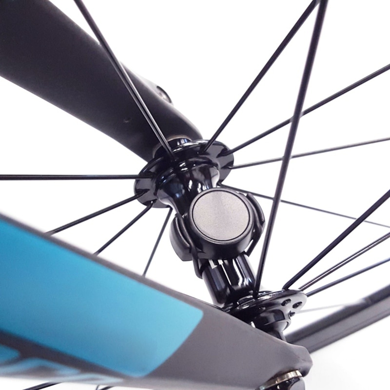 Sensor de velocidad de bicicleta inalámbrico BT & ANT sin imán impermeable carretera MTB ordenador velocímetro Sensor de cadencia accesorios de ciclismo