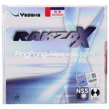 YASAKA RAKZA X Tennis de Table souple caoutchouc Pips-In Yasaka Original RAKZAX/RKX doux YASAKA Ping-Pong éponge