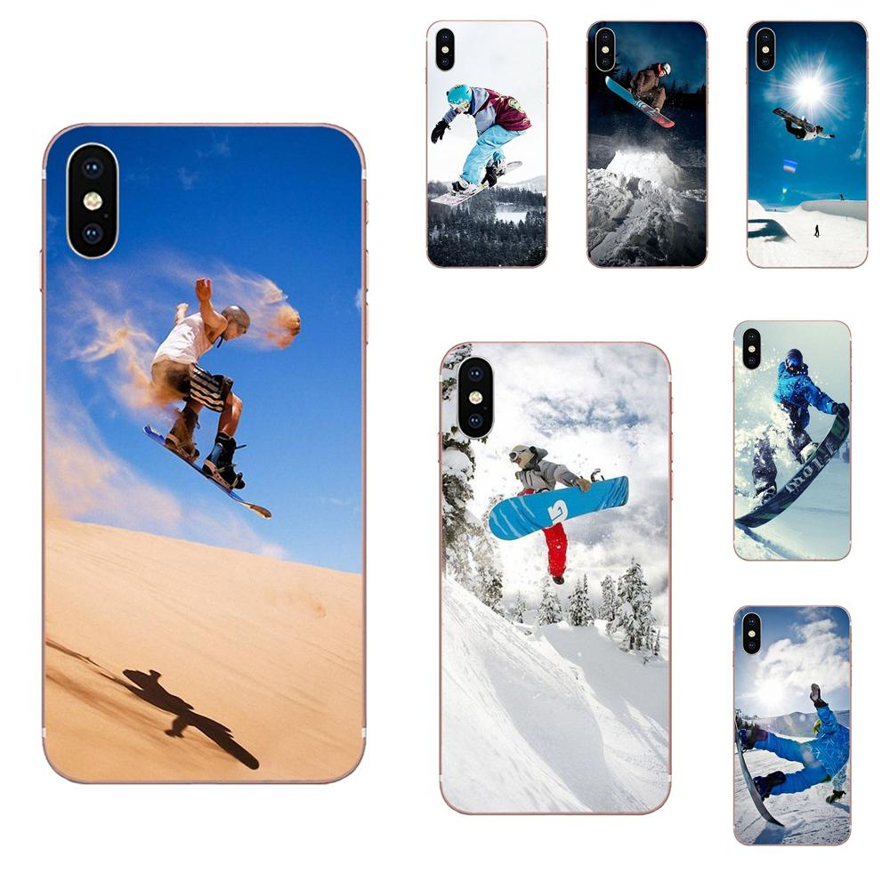 For Samsung Galaxy J8 J7 J6 J5 J4 J3 J2 prime pro core 2018 2017 2016 2015 Cover Enjoy Snow Or Die S