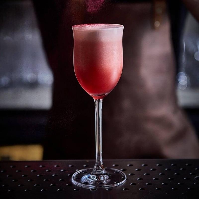كؤوس زجاجية كريستالية يابانية كلاسيكية ، أكواب على شكل كأس للشمبانيا ، أكواب كوكتيل ، بار منزلي ، فندق ، حفلة ، زفاف