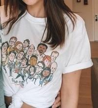 VIP HJN The Office Dunder Mifflin Funny Tv Show T Shirt Cool Casual Pride T Shirt Women Unisex Fashion Tshirt