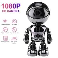 A160 1080P Robot IP Camera Security Camera 360    WiFi Wireless 2MP Camera Smart Home Video Surveillance Hidden Baby Monitor