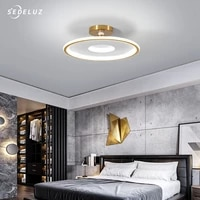modern creative lighting warm and romantic cold warm white light bedroom personality living room dining room ceiling lamps