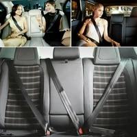 3 point retractable auto car auto locking seat adjustable belt black accessories van car universal safety lap a7r5 belt bus s8a8