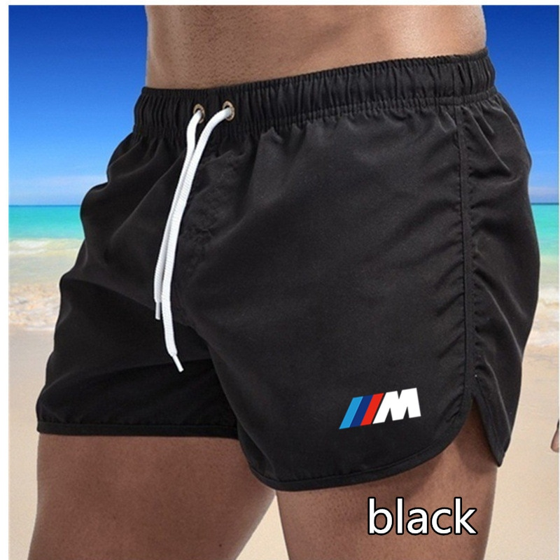 2021 New Men Fitness Bodybuilding Shorts Man Summer Workout Male Breathable Mesh Quick Dry Sportswear Jogger Beach Short Pants