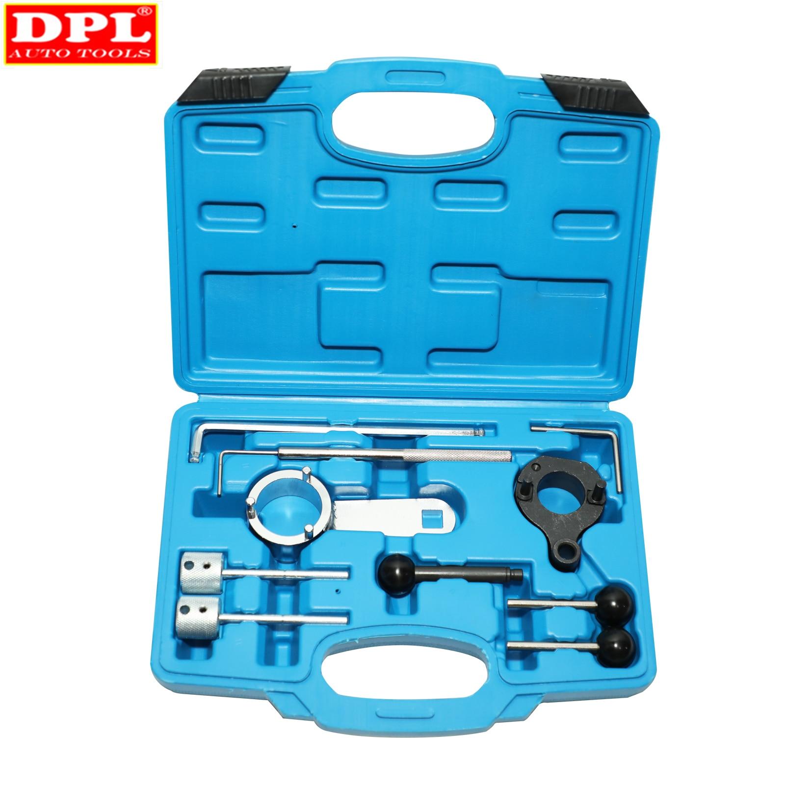 DIESEL ENGINE TIMING TOOL KIT FOR VW AUDI SEAT SKODA  1.6 2.0 TDI CR engine diesel injector puller set removal garage tool for vag tdi vw audi