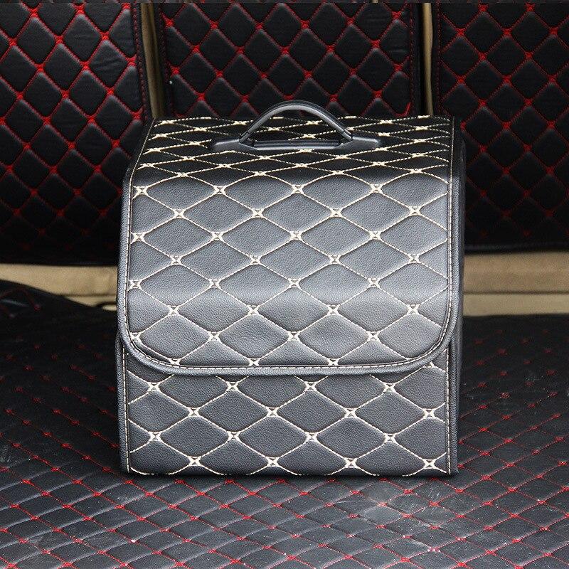 Foldable Car Trunk Organizer Automobile Storage Box Case Auto Interior Accessories Supplies enlarge