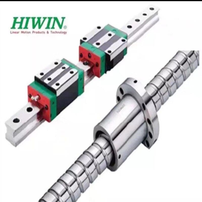 Suministro de punto lineal carril de guía de bola de tornillo de stock completo EGW35SA Taiwan Bank HIWIN de alta precisión 1 Uds.