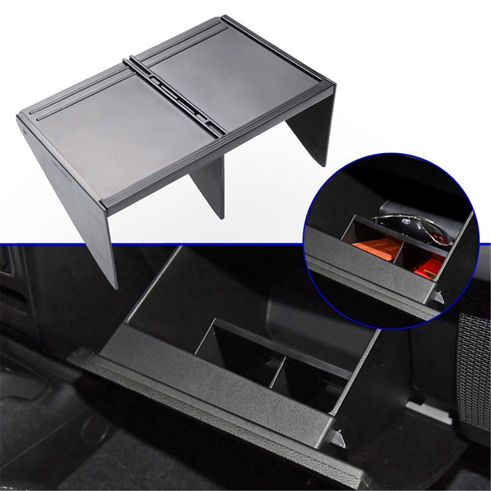 2018 2019 2020 for Jeep Wrangler JL Car Glove Organizers Partition Center Console Storage Box Modified Compartment Accessories