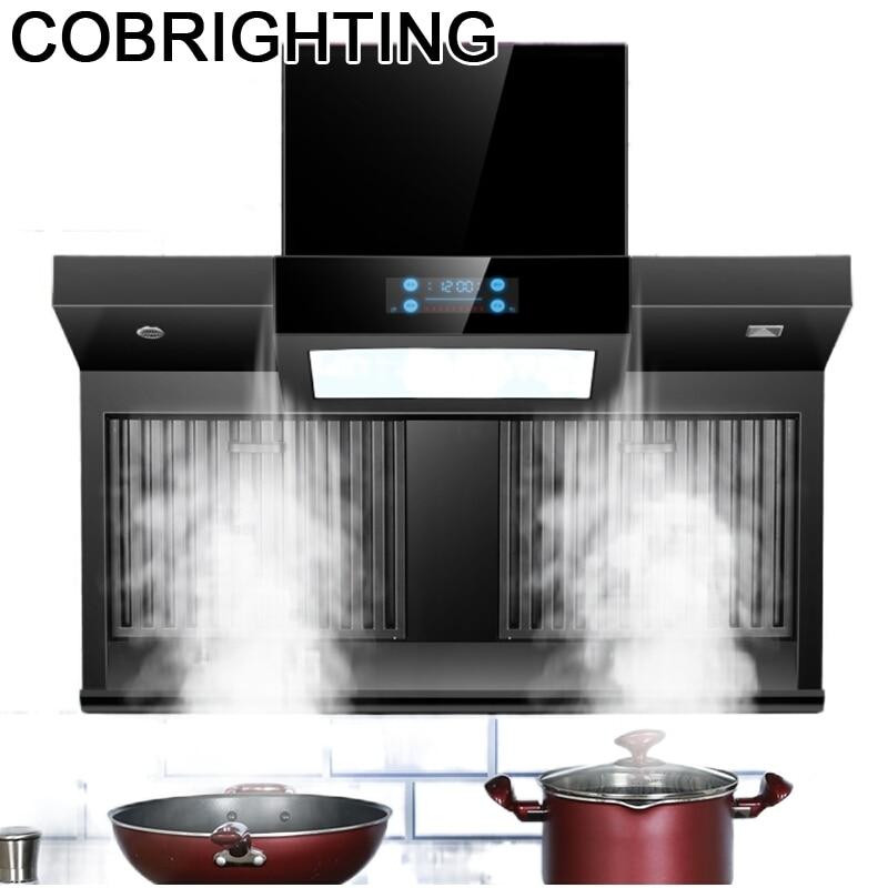Ilation-ventilador de Cocina Keuken Afzuigkappen, Campana Extractora de Cucina, Cappa, Rook Afzuiging,...