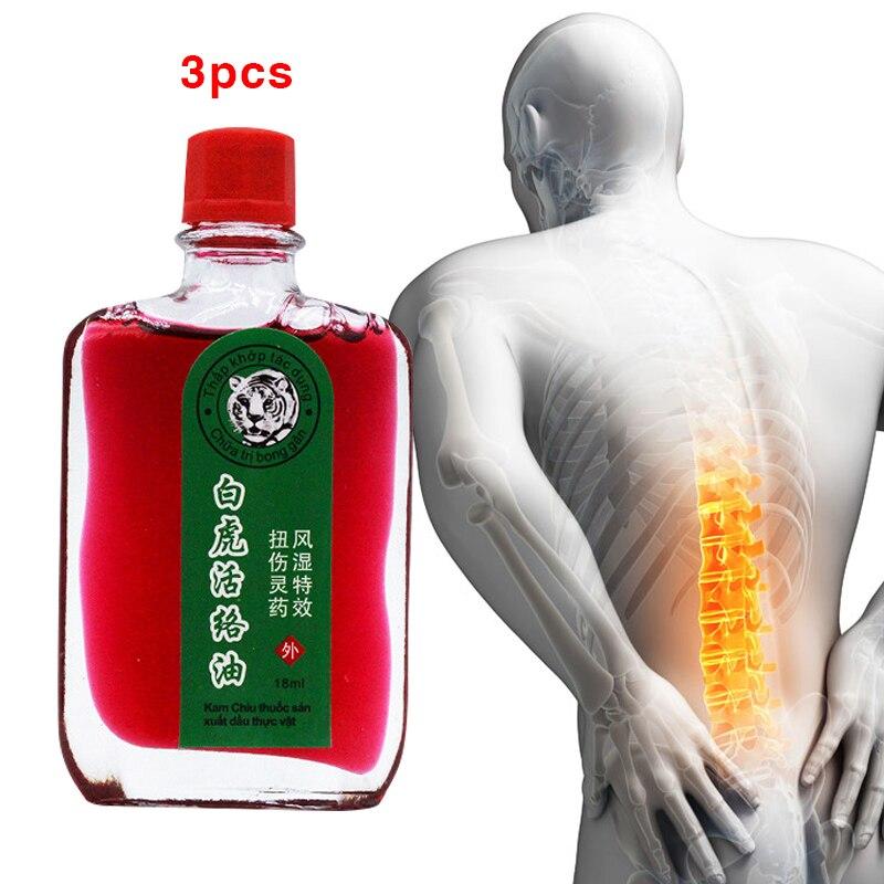 hans georg schaible pain in osteoarthritis Scrub Bodys Treatment White Tiger Balm Active Oil Rheumatic Pain Leg Pain Frozen Shoulder Osteoarthritis Bone Free shipping