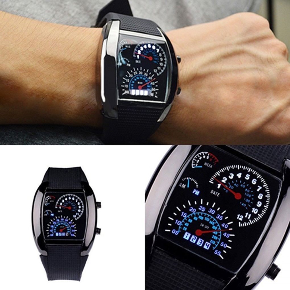 2020 new fashion men's and women's watches, equipped with stainless steel top brand luxury sports ch