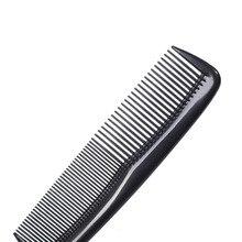 3 adet/grup anti-statik saç fırçalar Mini çift taraflı tarak Pro sakal tarak Salon Styling araçları duş masaj tarak salon
