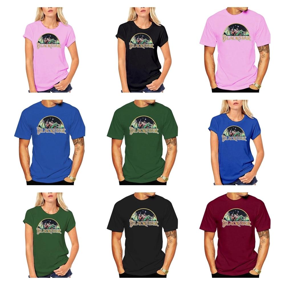 Blackstar T camisa John Blackstar Sagar Thundarr Il Barbaro Unexpensive T camisa...