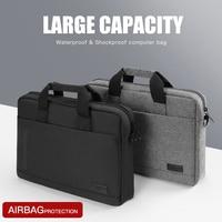 Сумка-чехол для ноутбука, сумка на плечо, сумка для ноутбука, портфель для 13, 14, 15, 15,6, 17 дюймов, Macbook Air Pro, HP, Huawei, Asus, Dell