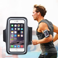 Sport Armband Case 4.0/5.5 inch phone fashion holder For women's on hand smartphone handbags sling R
