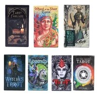 new hot sale magical tarot english edition board game mysterious tarot family party cards game