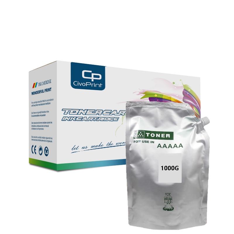 Civoprint Compatible a 1KG polvo tóner universal para Konica minolta bizhub