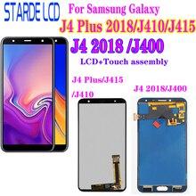 Origina Para Samsung Galaxy J4 + 2018 J4 Plus J415 J415F J410 J6 Prime J6 Plus 2018 J610 J4 2018 J400 Lcd Screen Display LCD de Toque