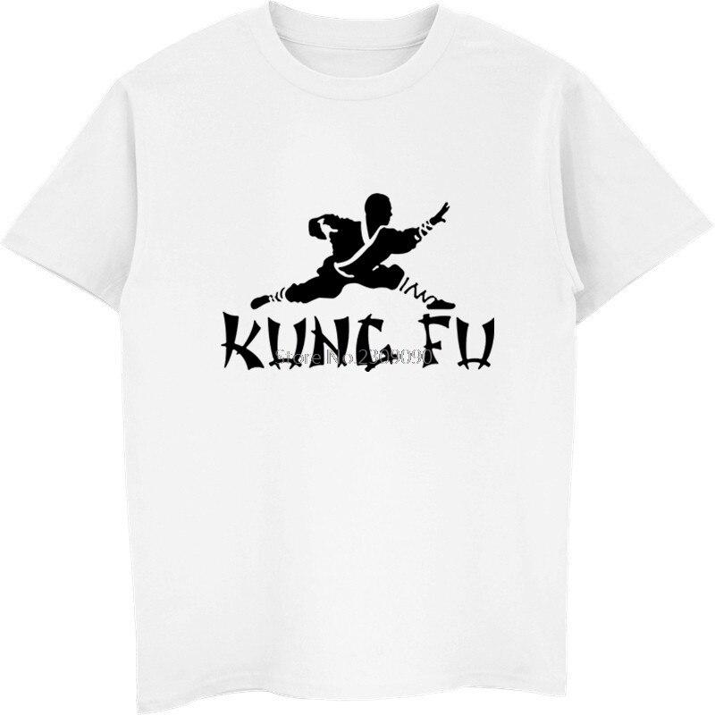 Novo verão chinês kung fu t camisas dos homens de algodão verão engraçado manga curta hip hop homens shaolin t camisa hip hop topos