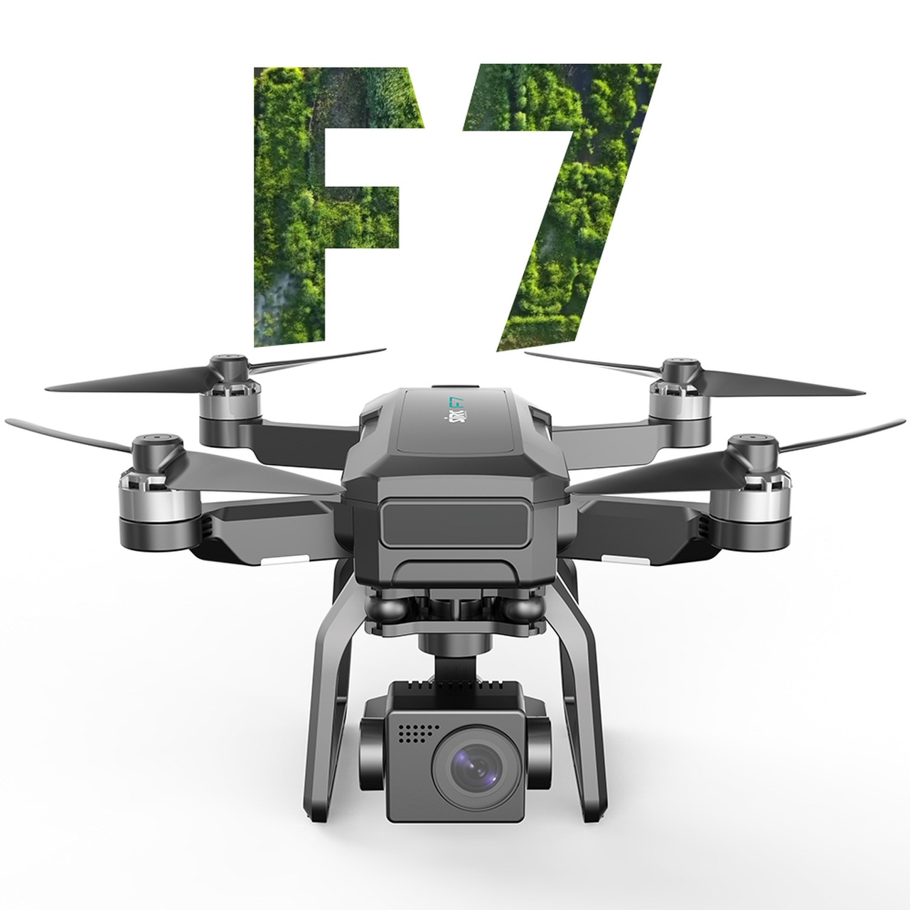 2021 NEW SJRC F7 4K PRO GPS Drones remote control 3-axis gimbal 4K optical flow dual camera 5G rc drone VS F11 4k pro enlarge