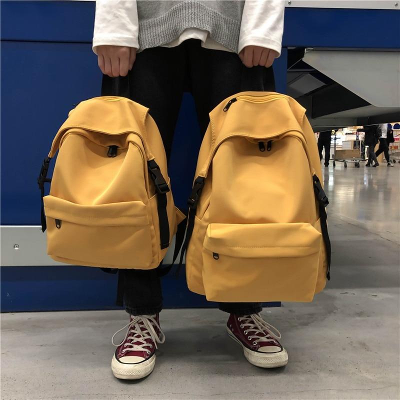 Vízálló nylon hátizsák női táska divat hátizsák nőknek nagy - Hátizsákok - Fénykép 2