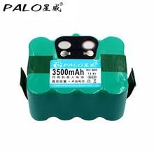 PALO 14,4 V 3500mAh de batería para KV8 XR210... Cleanna XR210series Meidea M320... Zebot Z320... Kaily 310 A325