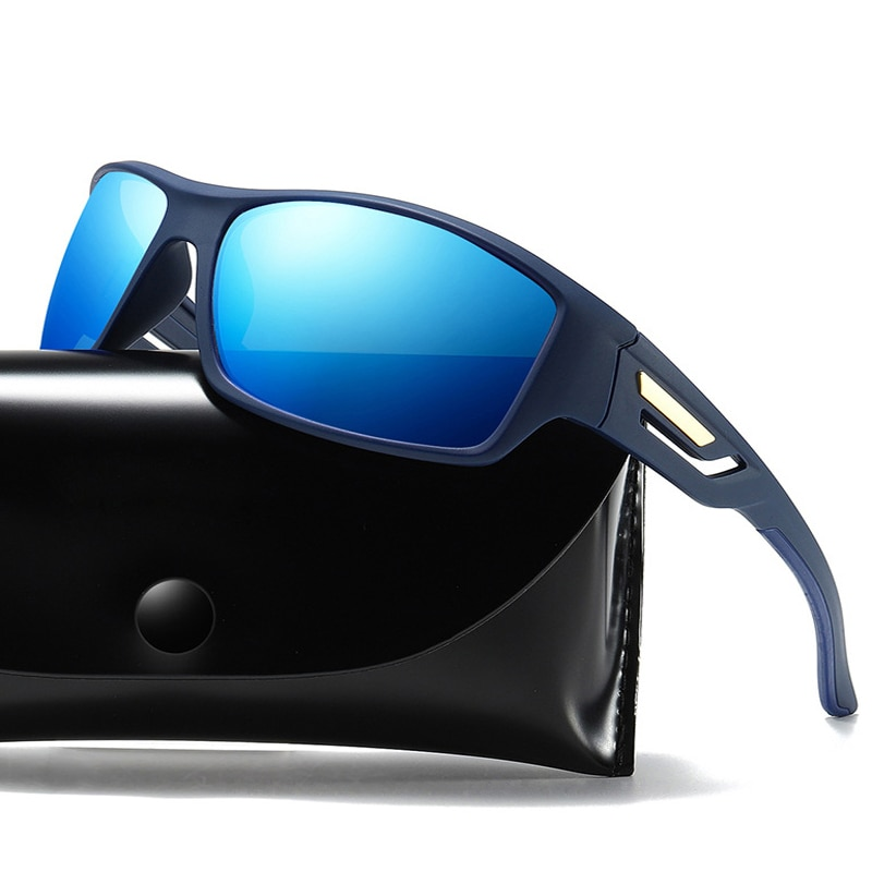 2020 NEW100% UV400 Polarised Outdoor Driving Sun Glasses For Men Polarized Stylish Sunglasses Male G