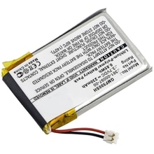 H7JA Products 300mAh 361-00034-02 Battery Replacement Compatible with Garmin-Fenix3/3HR Fitness GPS