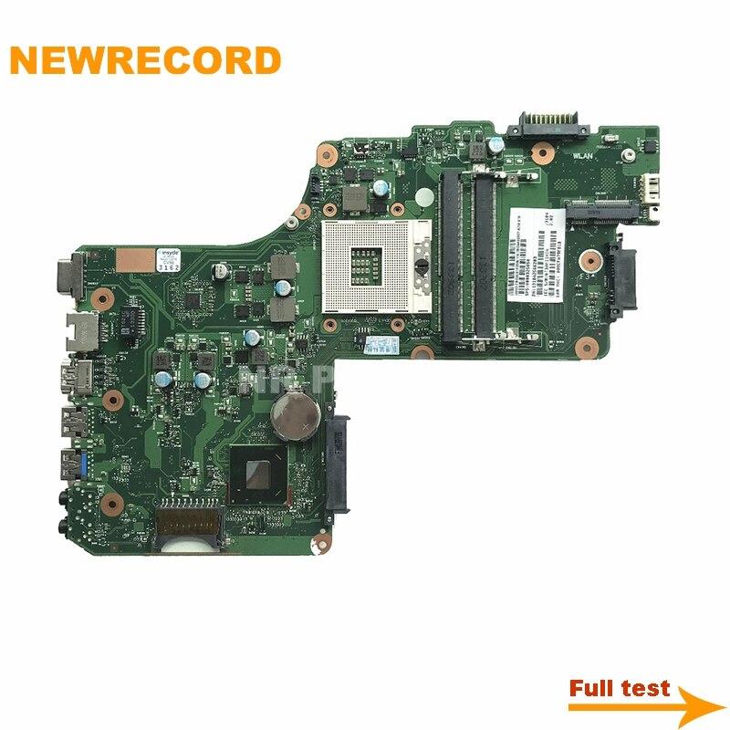 NEWRECORD V000325050 DB10F-6050A2566201-MB-A02 لتوشيبا C50 C55 C55T C55-A5311 اللوحة المحمول HM76 DDR3