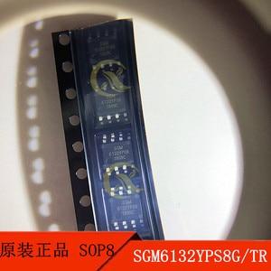 10PCS  SGM6132YPS8G/TR patch 1.4MHz SOP8 DC-DC buck converter original products