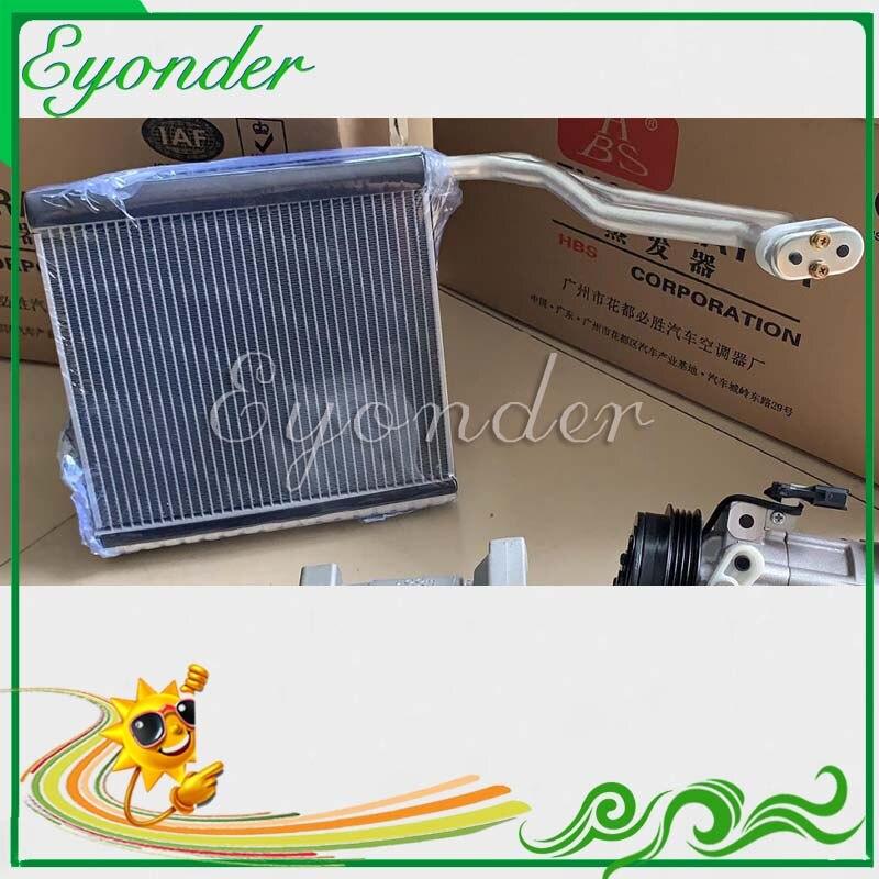 Evaporador de aire acondicionado AC Aircon, núcleo de bobina de refrigeración para...
