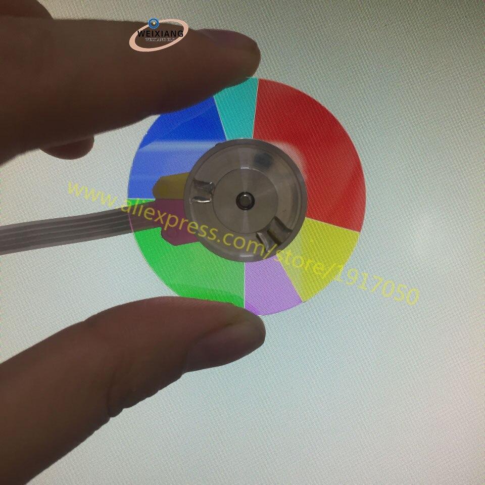 عجلة ألوان لجهاز العرض Optoma HD67N ، عجلة ملونة لجهاز العرض الأصلي ، 6 أجزاء 40 مللي متر
