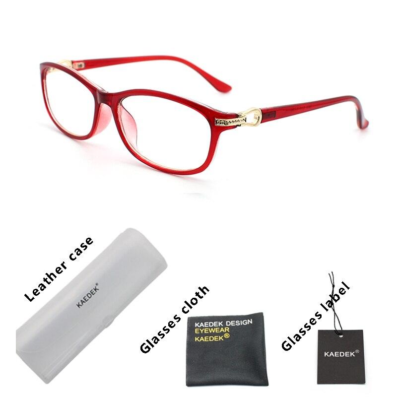 Kaedek olho de gato óculos de leitura mulheres homens de metal metade quadro presbiopia óculos feminino masculino semi sem aro hyperopia + 1
