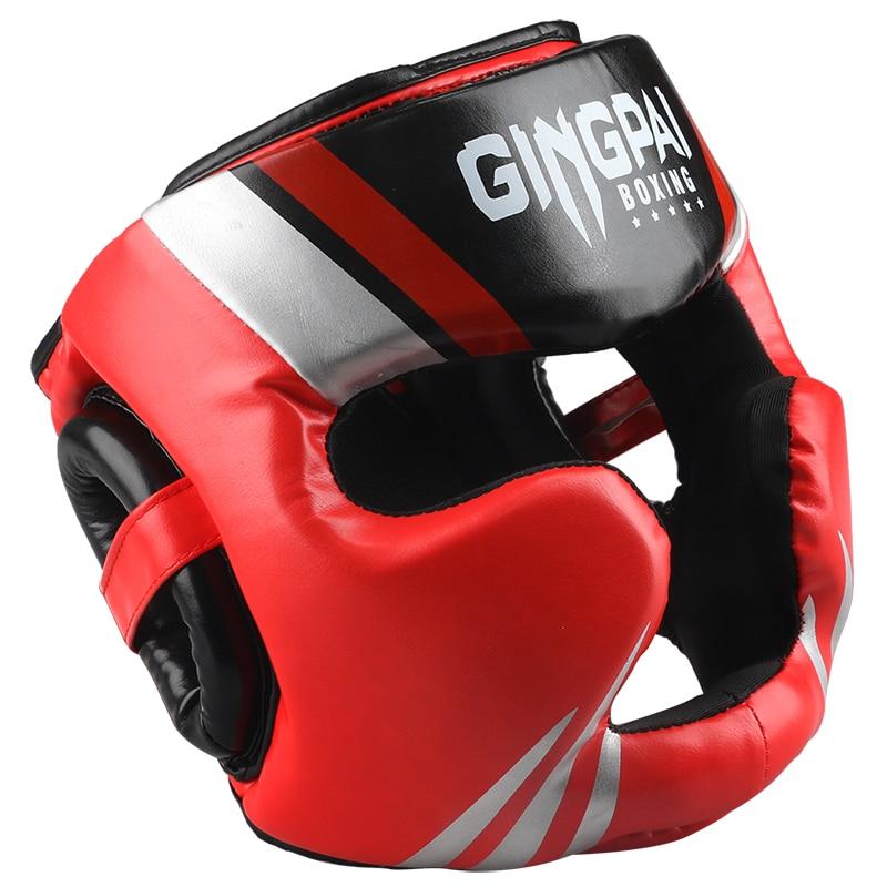 2020 Professional Adult men women Kick boxing sanda mma Head Protector MMA Helmet Muay Thai Boxing Taekwondo Karate guard head