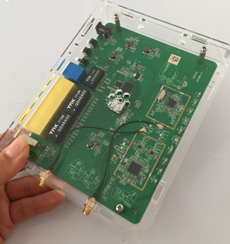 Router inalámbrico MT7621A Gigabit OpenWrt 512M 16 / 32M 128M 256M, Frecuencia Dual USB 5G