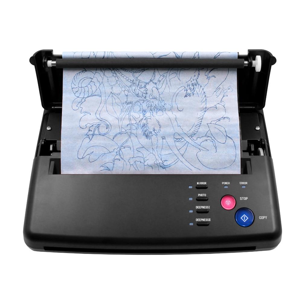 آلة نقل الوشم ، آلة الطباعة ، آلة التصوير ، الاستنسل الحراري ، للفنانين ، توريد الورق