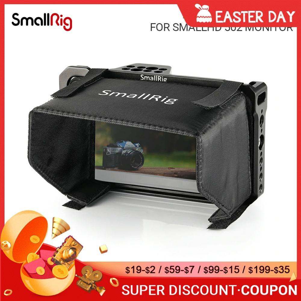 SmallRig-jaula de Monitor con parasol para SmallHD 502, Monitor brillante 2231